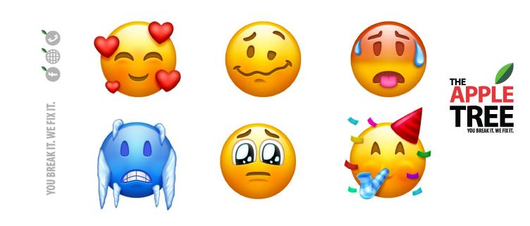 Emojis-nota-The-Apple-Tree